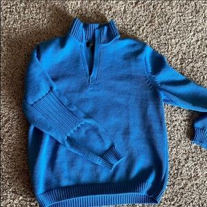 Express men's sweater